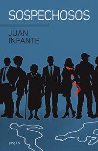 sospechosos - Juan Infante