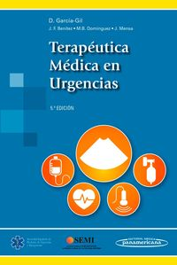 (5 ED) TERAPEUTICA MEDICA EN URGENCIAS