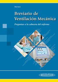 BREVIARIO DE VENTILACION MECANICA
