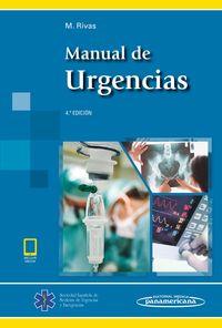 (4 ED) MANUAL DE URGENCIAS (+EBOOK)