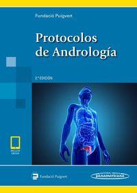 (2 ED) PROTOCOLOS DE ANDROLOGIA (+EBOOK)