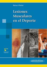 LESIONES MUSCULARES EN EL DEPORTE (+EBOOK)
