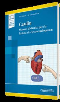 CARDIN. MANUAL DIDACTICO PARA LA LECTURA DE ELECTROCARDIOGRAMAS (DUO)
