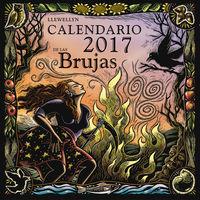2017 - Calendario - Brujas (30x30) - Llewellyn