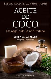 Aceite De Coco - Josefina Llargues