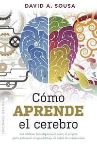 Como Aprende El Cerebro - David A. Sousa