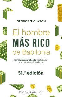 El hombre mas rico de babilonia - George S. Clason