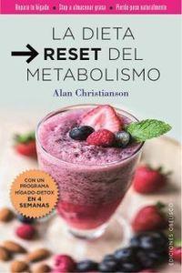 DIETA RESET DEL METABOLISMO