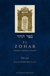 ZOHAR, EL XXV
