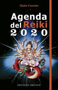 2020 AGENDA DEL REIKI