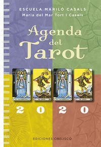 2020 AGENDA DEL TAROT