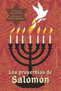 Los proverbios de salomon - Aharon Shlezinger