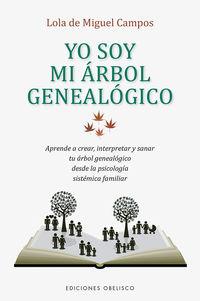 Yo Soy Mi Arbol Genealogico - Lola De Miguel Campos