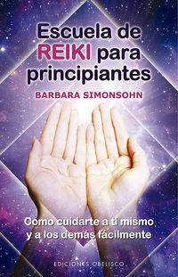 ESCUELA DE REIKI PARA PRINCIPIANTES