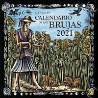 2021 CALENDARIO DE LAS BRUJAS