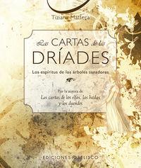 CARTAS DE LAS DRIADES, LAS (+BARAJA)