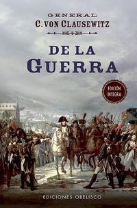 DE LA GUERRA (BOLSILLO)