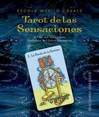 TAROT DE LAS SENSACIONES (+CARTAS)