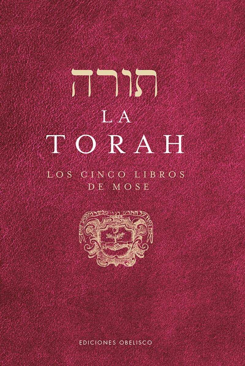 LA TORAH - LOS CINCO LIBROS DE MOSE