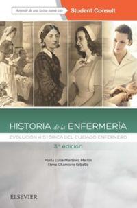 (3 ED) HISTORIA DE LA ENFERMERIA + STUDENTCONSULT