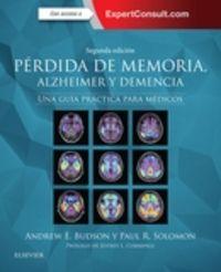 (2 ED) PERDIDA DE MEMORIA, ALZHEIMER Y DEMENCIA