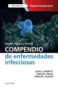 MANDELL, DOUGLAS Y BENNETT - COMPENDIO DE ENFERMEDADES INFECCIOSAS + EXPERTCONSULT