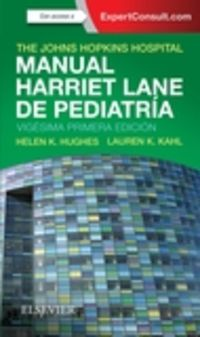 (21 ED) MANUAL HARRIET LANE DE PEDIATRIA + EXPERTCONSULT -