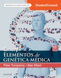 (15 ED) EMERY - ELEMENTOS DE GENETICA MEDICA + STUDENTCONSU