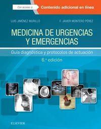 (6 ED) MEDICINA DE URGENCIAS Y EMERGENCIAS
