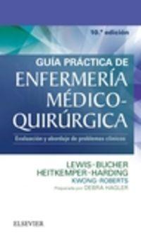 (10 ED) GUIA PRACTICA DE ENFERMERIA MEDICO-QUIRURGICA - EVA