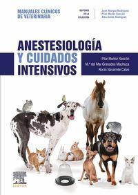 ANESTESIOLOGIA Y CUIDADOS INTENSIVOS