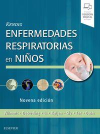 (9 Ed) Kendig - Enfermedades Respiratorias En Niños - R. W. Wilmott