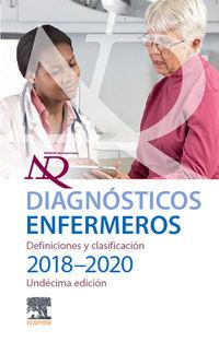 DIAGNOSTICOS ENFERMEROS - DEFINICIONES Y CLASIFICACION 2018