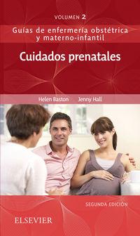 (2 ED) CUIDADOS PRENATALES 2