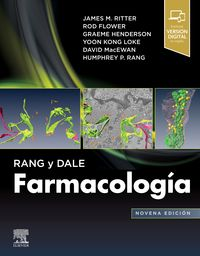(9 ED) RANG Y DALE - FARMACOLOGIA