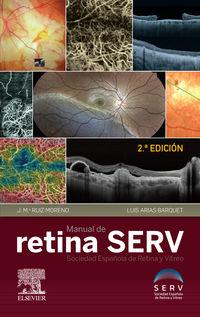 (2 ED) MANUAL DE RETINA (SERV)