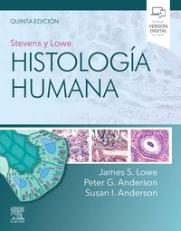 (5 ED) STEVENS Y LOWE. HISTOLOGIA HUMANA