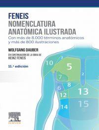 (6 ED) FENEIS - NOMENCLATURA ANATOMICA ILUSTRADA