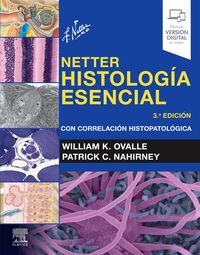 (3 ED) NETTER. HISTOLOGIA ESENCIAL