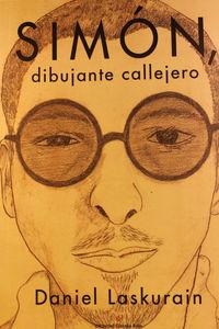 simon, dibujante callejero - Daniel Laskurain Areitioaurtena