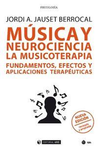 Musica Y Neurociencia - La Musicoterapia - Jordi A. Jauset Berrocal