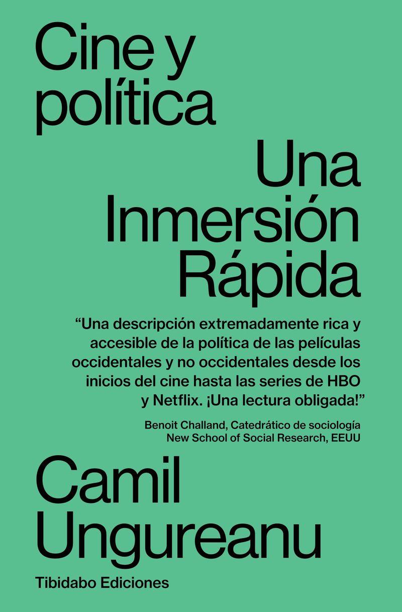 CINE Y POLITICA - UNA INMERSION RAPIDA