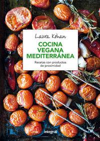 (2 ed) cocina vegana mediterranea - Laura Kohan