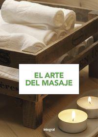 El arte del masaje - Aa. Vv.