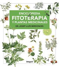 Enciclopedia Fitoterapia Y Plantas Medicinales - Josep Lluis Berdonces