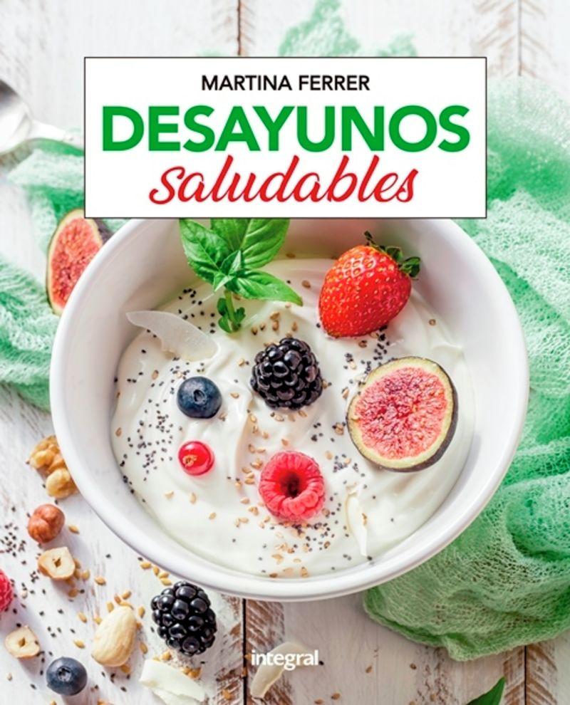 Desayunos Saludables - Martina Ferrer