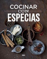 Cocinar Con Especias - Aa. Vv.