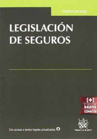 Legislacion De Seguros - Ana Belen Campuzano Laguillo