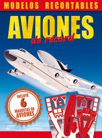 Aviones De Record - Aa. Vv.