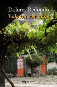 Todo Isto Che Darei - Dolores Redondo